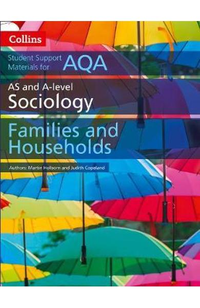 AQA AS and A Level Sociology Families and Households