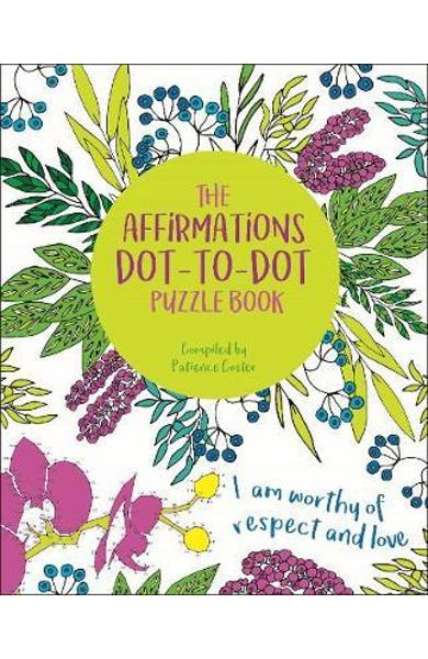 Affirmations Dot-to-Dot Puzzle Book