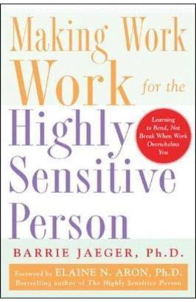 Making Work Work for the Highly Sensitive Person - Barrie Jaeger