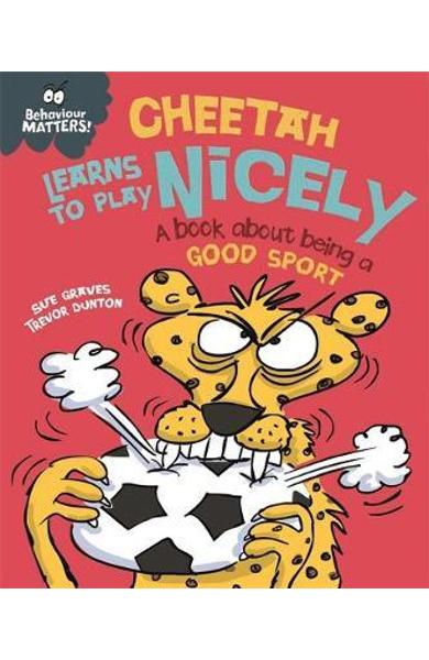 Behaviour Matters: Cheetah Learns to Play Nicely - A book ab