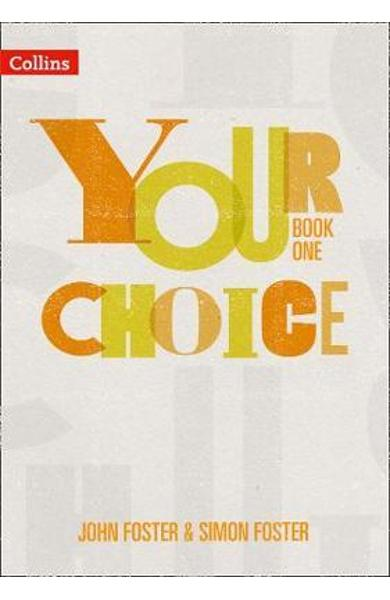 Your Choice Student Book 1
