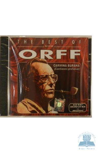 CD Orff - The Best Of