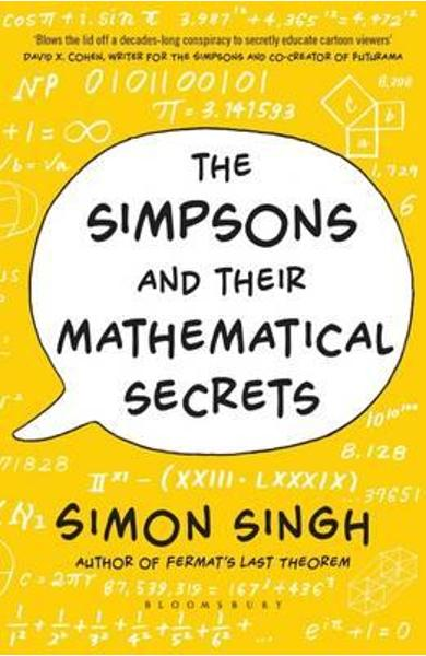 Simpsons and Their Mathematical Secrets