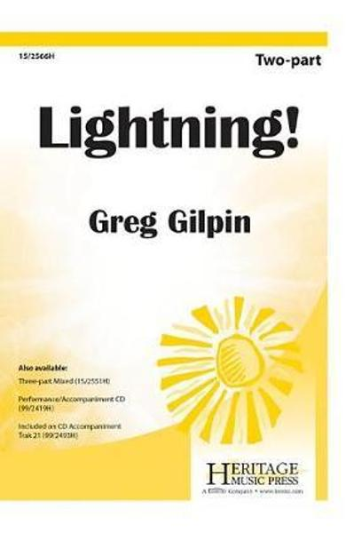 Lightning! - Greg Gilpin