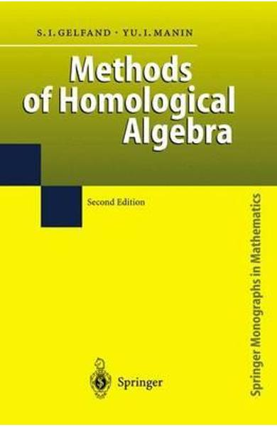 Methods of Homological Algebra
