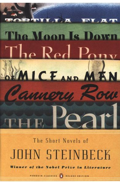 Short Novels of John Steinbeck (Penguin Classics Deluxe Edit - John Steinbeck