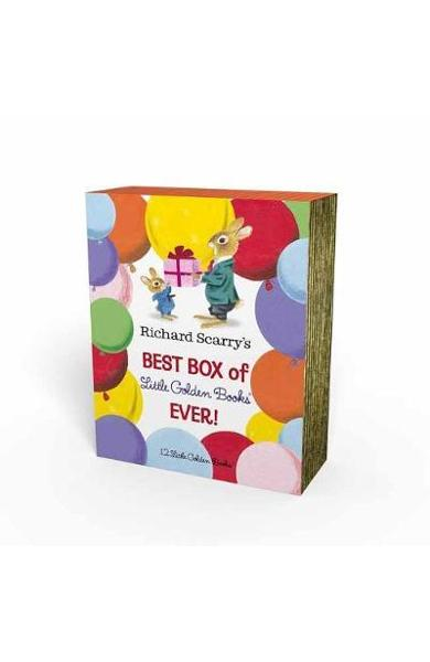 Richard Scarry's Best Box of Little Golden Books Ever! - Richard Scarry