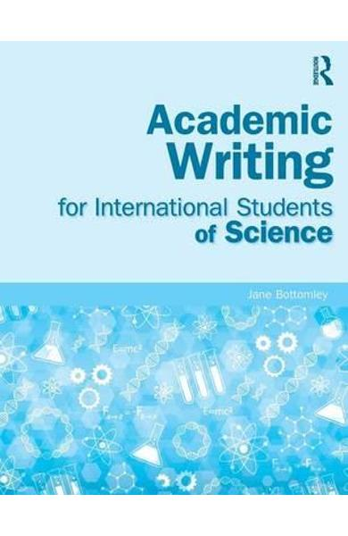 Academic Writing for International Students of Science - Jane Bottomley
