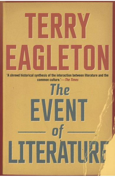Event of Literature - Terry Eagleton