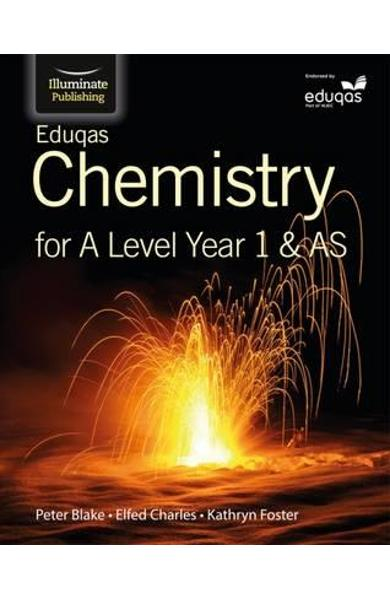 Eduqas Chemistry for A Level Year 1 & AS: Student Book
