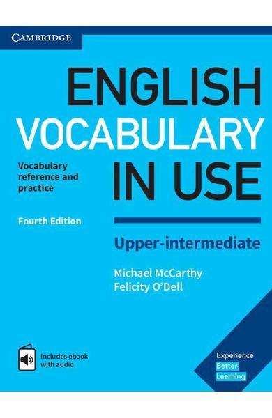English Vocabulary in Use Upper-Intermediate Book with Answe
