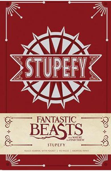 Fantastic Beasts and Where to Find Them: Stupefy Hardcover R