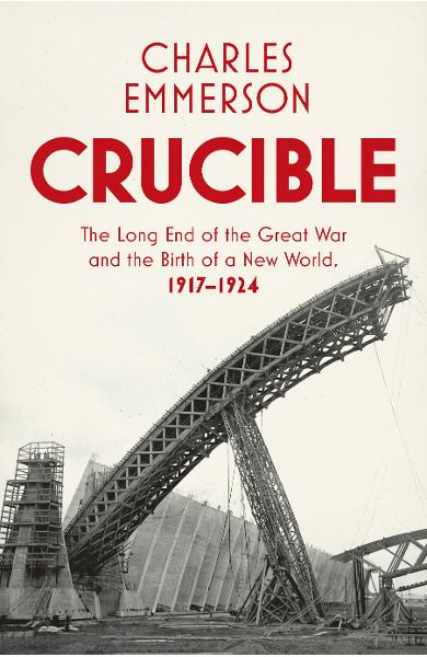 Crucible - Charles Emmerson