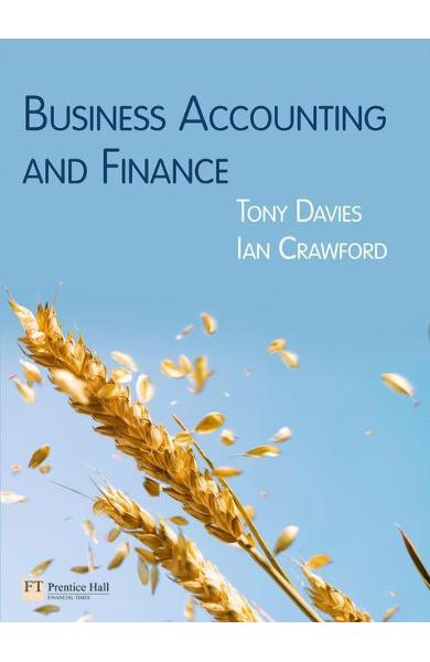 Business Accounting and Finance - Tony Davies