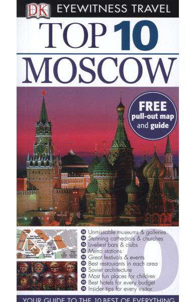 Top 10 Moscow -