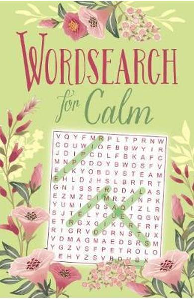 Wordsearch for Calm - Eric Saunders
