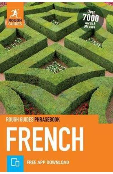 Rough Guide Phrasebook French (Bilingual dictionary)