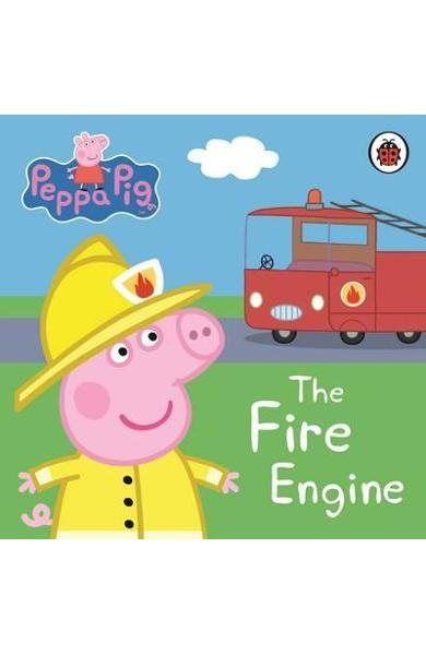 Peppa Pig: The Fire Engine: My First Storybook -