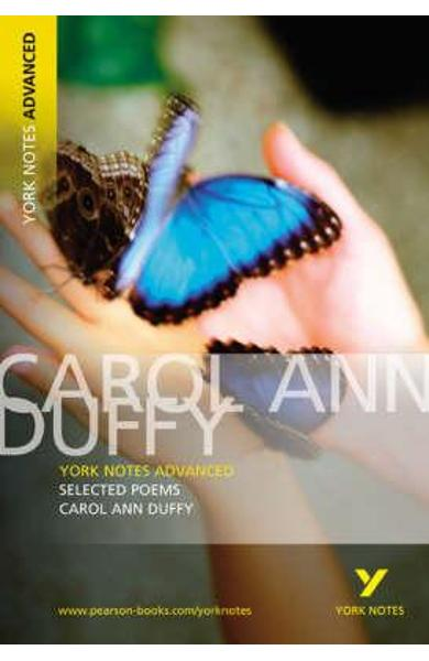 Selected Poems of Carol Ann Duffy
