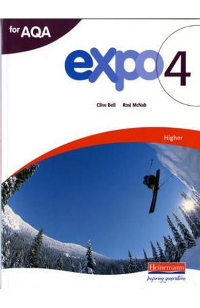 Expo 4 AQA Higher Student Book