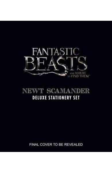 Fantastic Beasts and Where to Find Them: Newt Scamander Delu