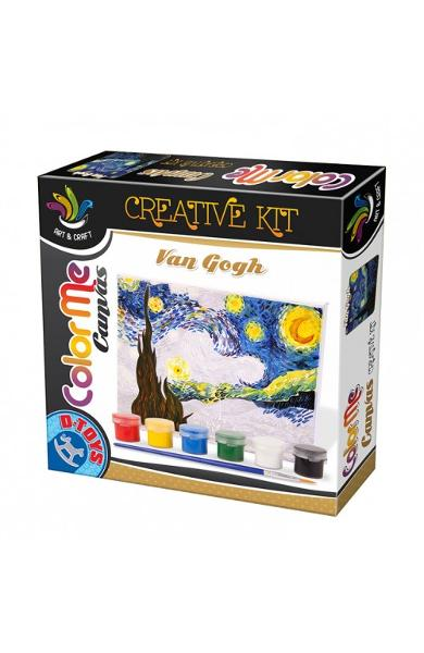 Color me canvas - Van Gogh