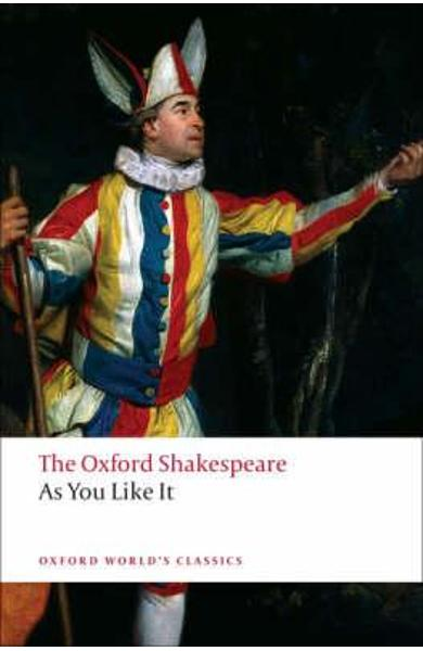 Oxford Shakespeare: As You Like it