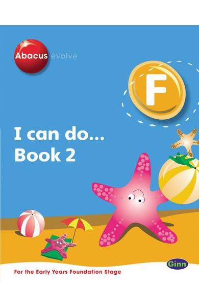 Abacus Evolve Foundation: I Can Do Book 2 Pack of 8