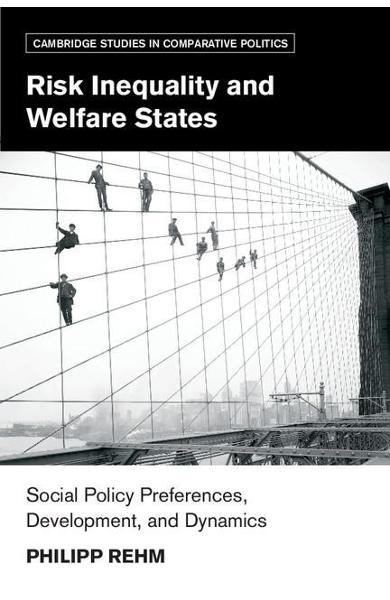 Risk Inequality and Welfare States