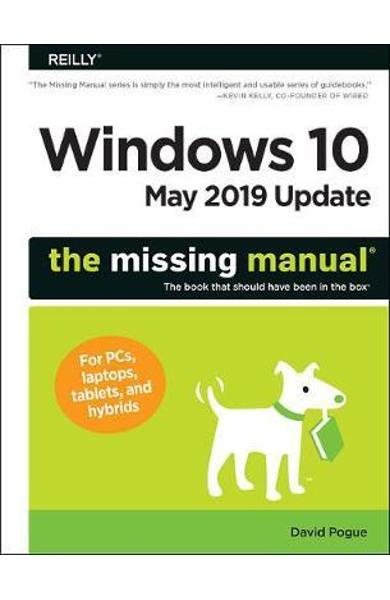 Windows 10 May 2019 Update: The Missing Manual