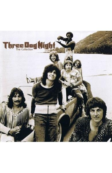 CD Three Dog Night - The collection