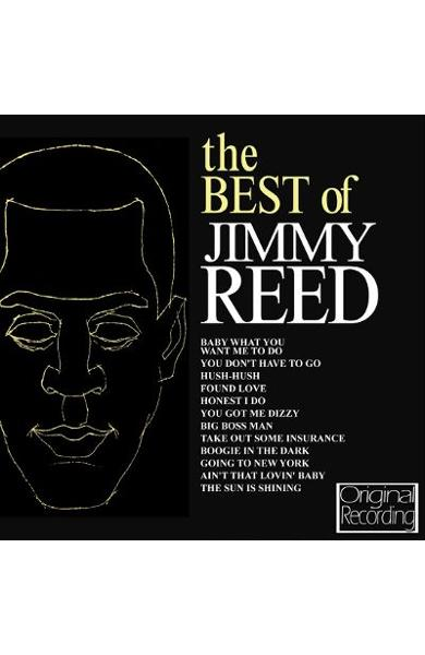 CD Jimmy Reed - The best of