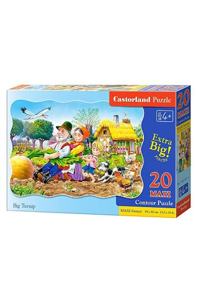 Puzzle 20 Maxi - Big Turnip