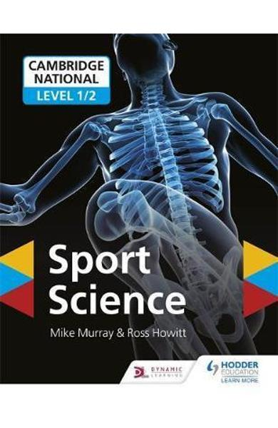 Cambridge National Level 1/2 Sport Science