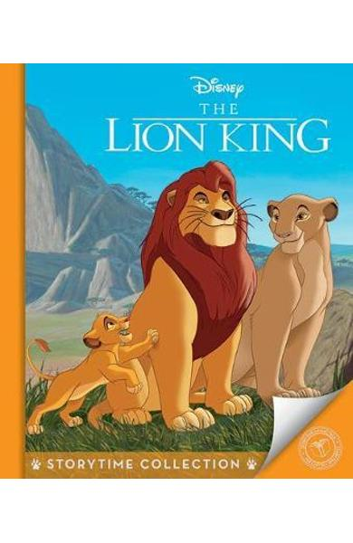 DBW: THE LION KING: -
