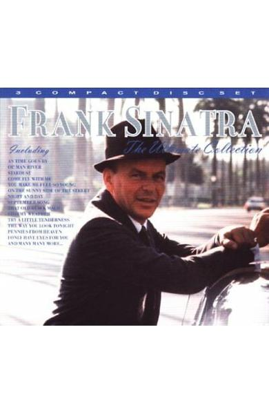 3CD Frank Sinatra - The ultimate collection
