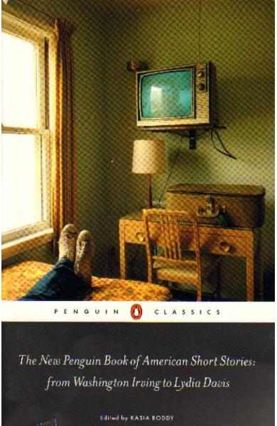 New Penguin Book of American Short Stories, from Washington - Kasia Boddy