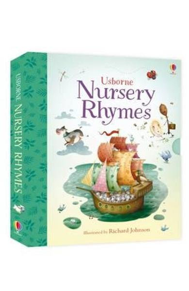 Nursery Rhymes - Felicity Brooks