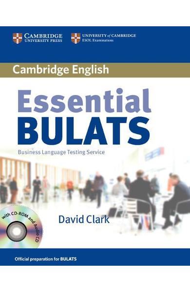 Essential BULATS with Audio CD and CD-ROM - David Clark