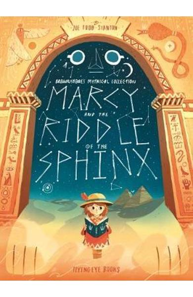 Brownstone's Mythical Collection: Marcy and the Riddle of th