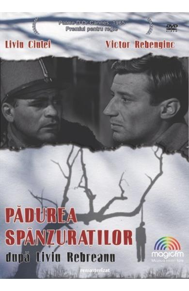 DVD Padurea Spanzuratilor