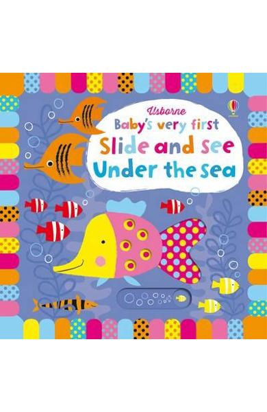Baby's Very First Slide and See Under the Sea