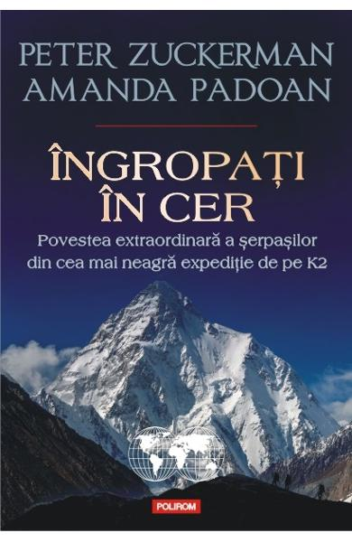 Ingropati in cer - Peter Zuckerman, Amanda Padoan