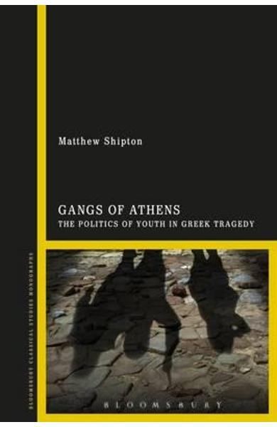Politics of Youth in Greek Tragedy