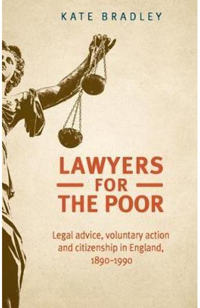 Lawyers for the Poor - Katharine Bradley