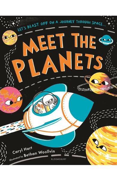 Meet the Planets - Caryl Hart