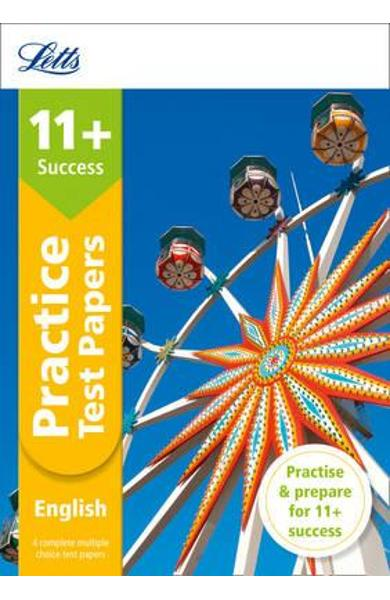 Letts 11+ Success - 11+ English Practice Test Papers - Multi