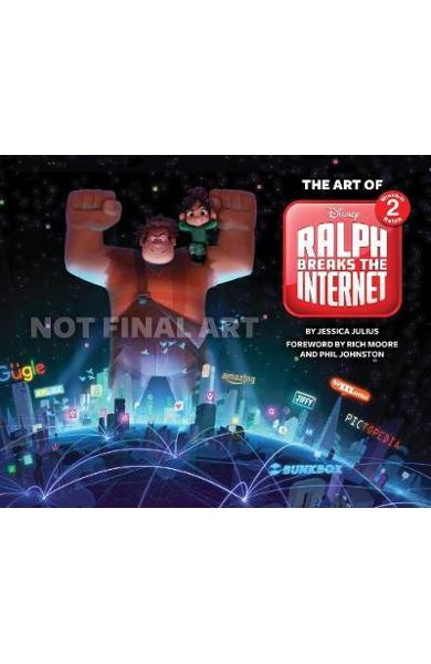 The Art of Ralph Breaks the Internet: Wreck-It Ralph 2