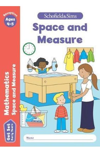Get Set Mathematics: Space and Measure, Early Years Foundati