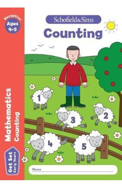 Get Set Mathematics: Counting, Early Years Foundation Stage,